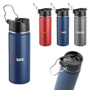 Basecamp� Mount Hood Stainless Water Bottle - 19 Oz.