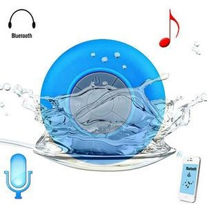 iBank� Waterproof Rechargeable Wireless Bluetooth Speaker