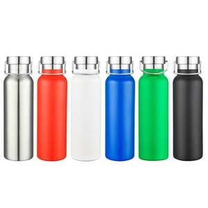 Executive Quality 20oz Vaccum Stainless Steel Bottle